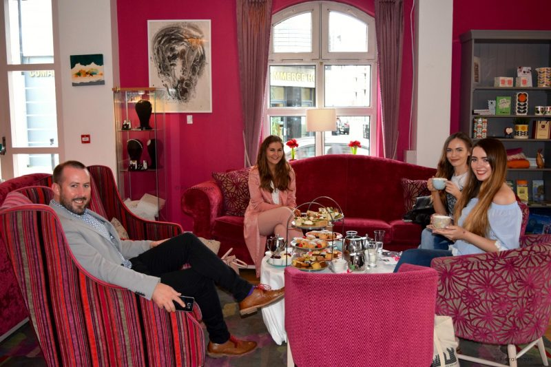 Afternoon Tea in the House Hotel