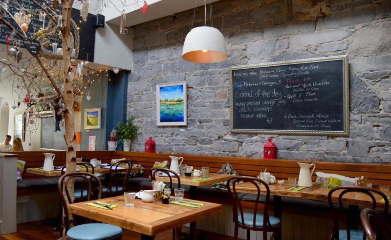 Brunch at Dela Restaurant Galway