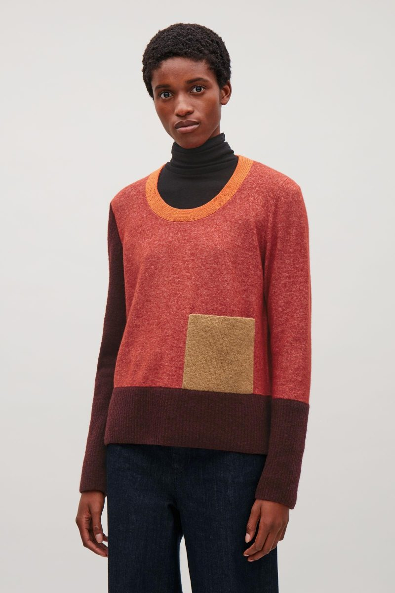 Colour Blocking with COS this Autumn