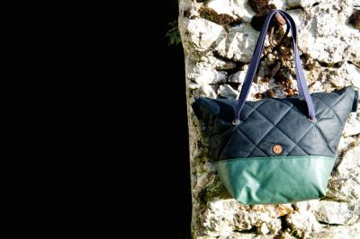 The Atlantic Equipment Project AE Weekend, Navy & Forest Green