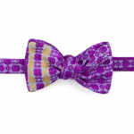 Brendan Joseph Flowers in the Light - Silk Self-tie Bow Tie