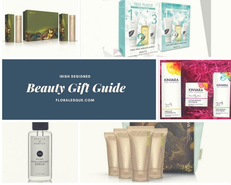 Christmas Gift Guide - Beauty & Skincare Floralesque
