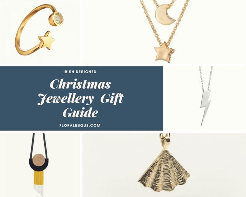 Christmas Gift Guide - Irish Designed Jewellery Floralesque