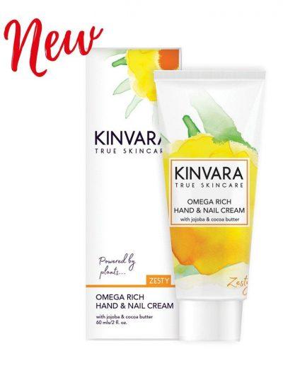 Kinvara True Skincare Omega Rich Hand & Nail Lotion