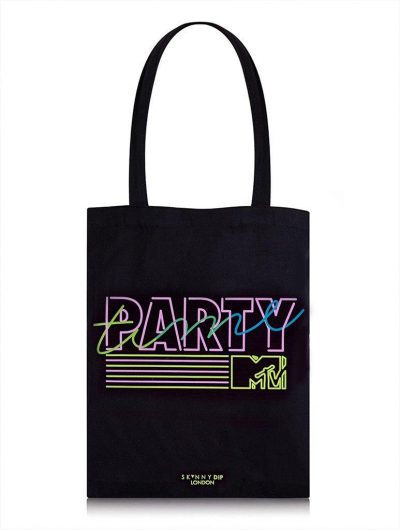 MTV PARTY TIME TOTE