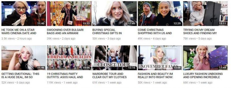 My Top 5 Vlogmas Picks 2017