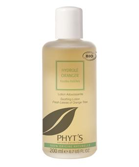 PHYT'S active organic skincare HYDROLÉ ORANGER TONER – BOTTLE