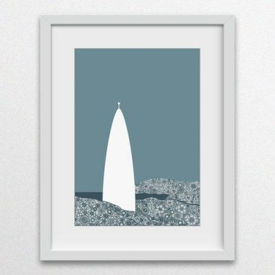 Petal to Petal The Baltimore Beacon Limited Edition Archival Giclee Print