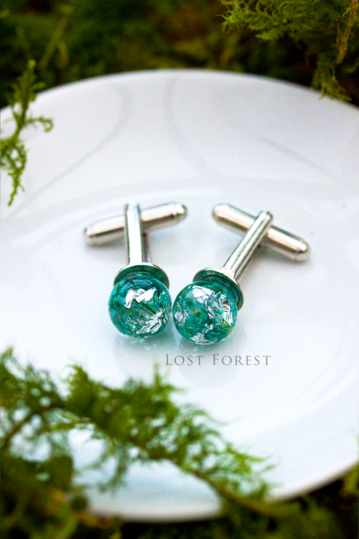 lost forest 'KING OF THE GARDEN'- CUFFLINKS