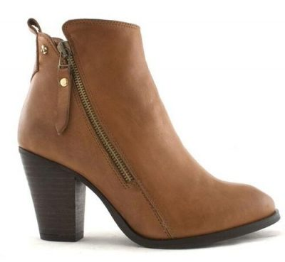 AMY HUBERMAN – SERENADE – TAN – ANKLE BOOT