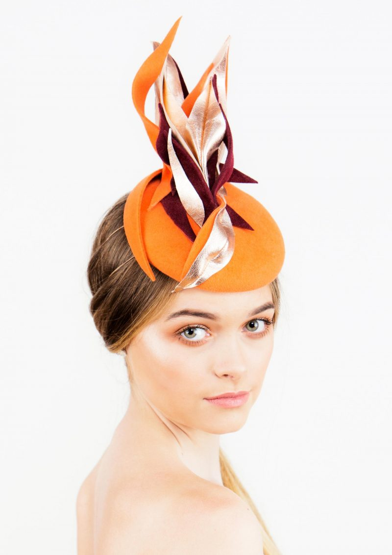 Interview with Irish Milliner Wendy Louise