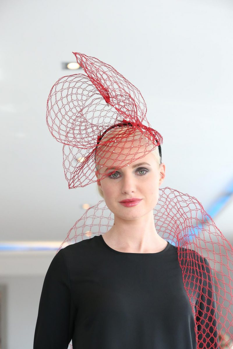 Interview with Irish Milliner Leonora Ferguson