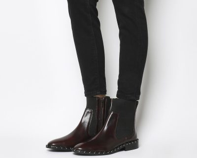 Office Axel High Cut Chelsea Boots