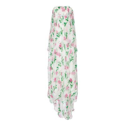ROSIE ASSOULIN Tulip Strapless Gown