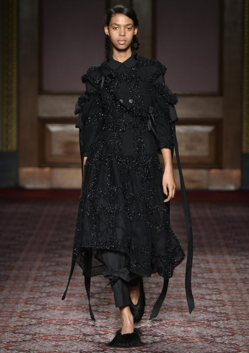 Decadent Ruffles with Simone Rocha