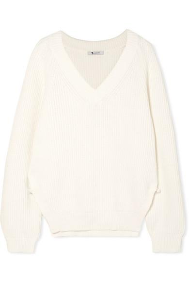 T BY ALEXANDER WANG Cotton sweater
