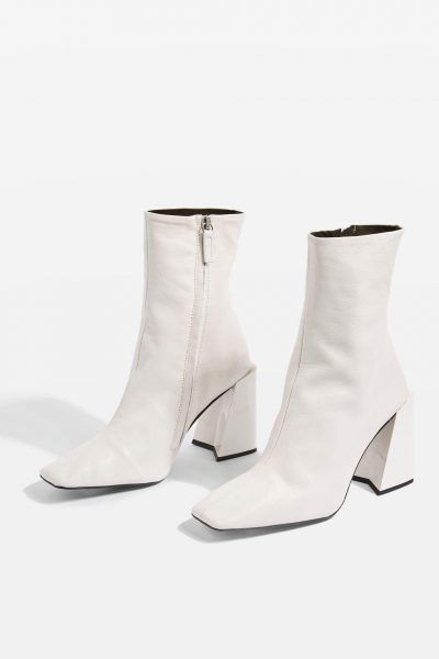 Topshop Harp Ankle Boots