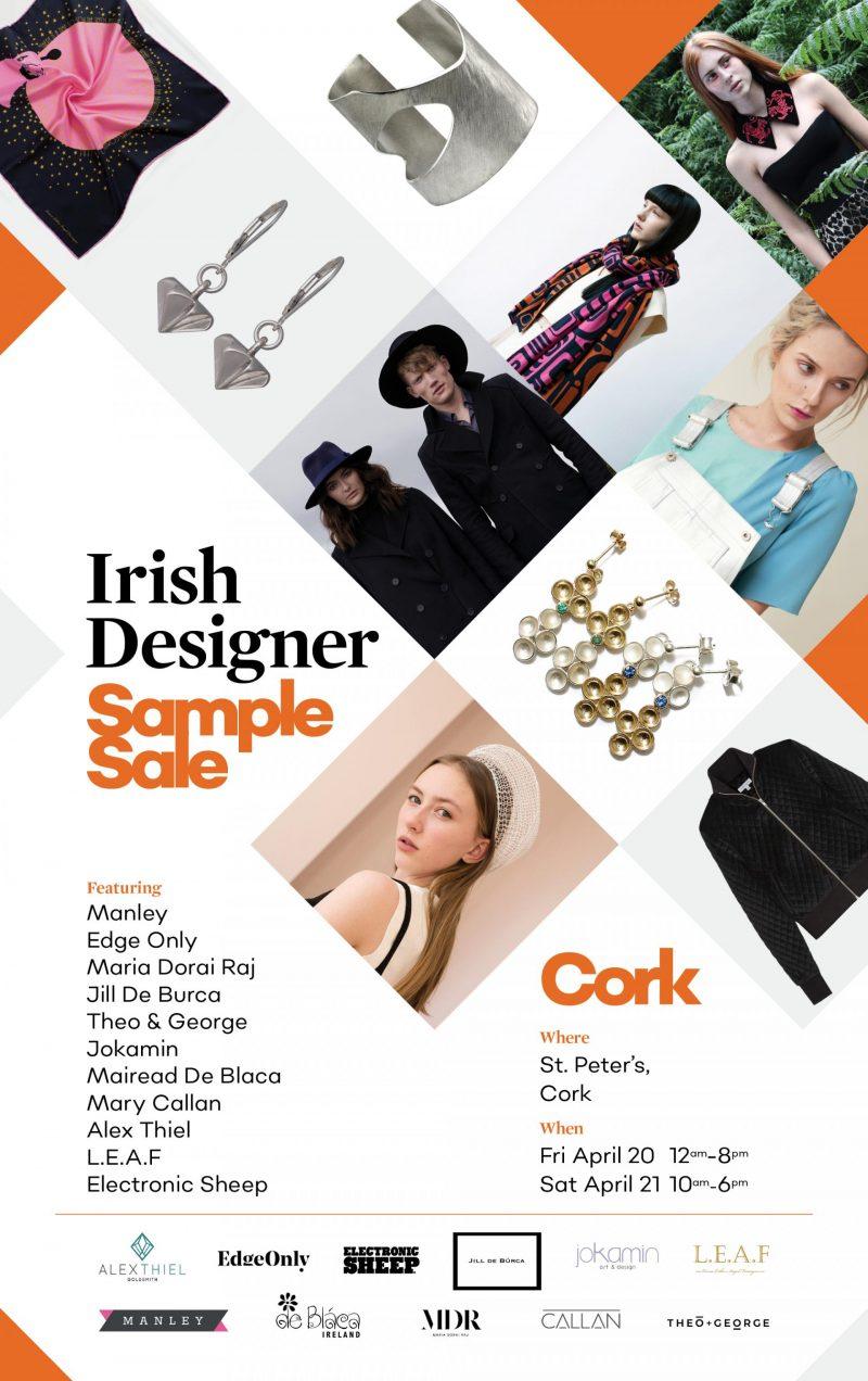 Cork Irish Designer Sample Sale
