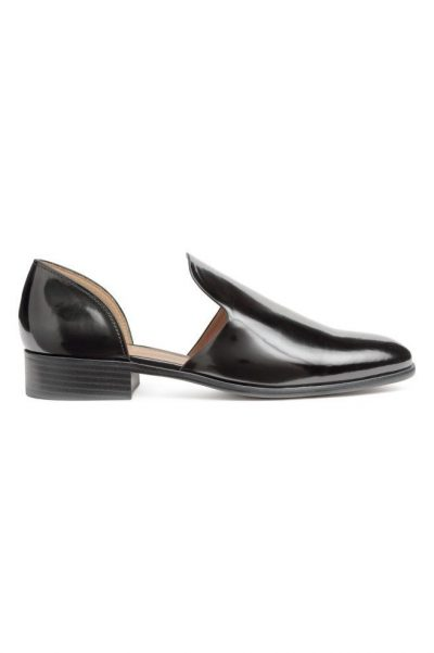 HM Cut Out Loafers