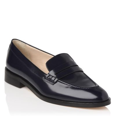 L.K.BENNETT Iona_Leather_Loafers