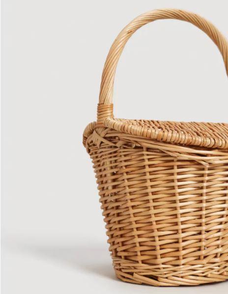 Mango Basket Bag