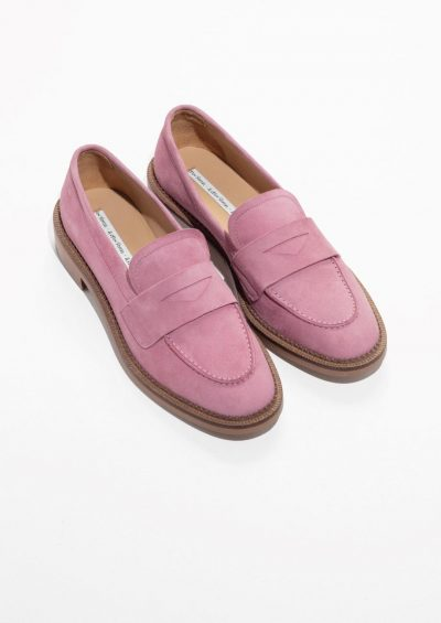 & Other Stories Round Toe Loafer