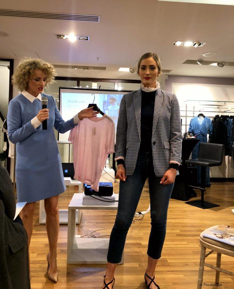 Wardrobe Essentials with Orla Sheridan