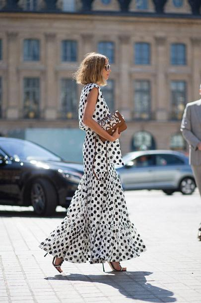 trend reports dotty about polka dots