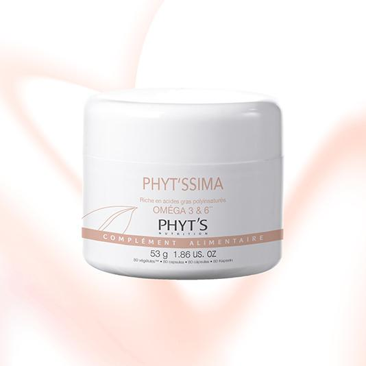 Nourished with Phyt's Phytssima Radiance Facial