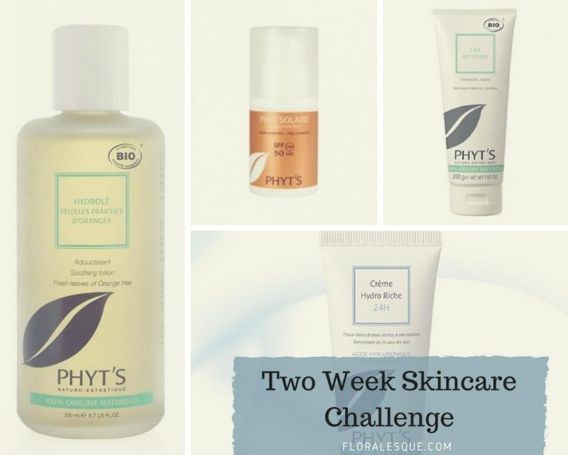 Two Week Skincare Challenge