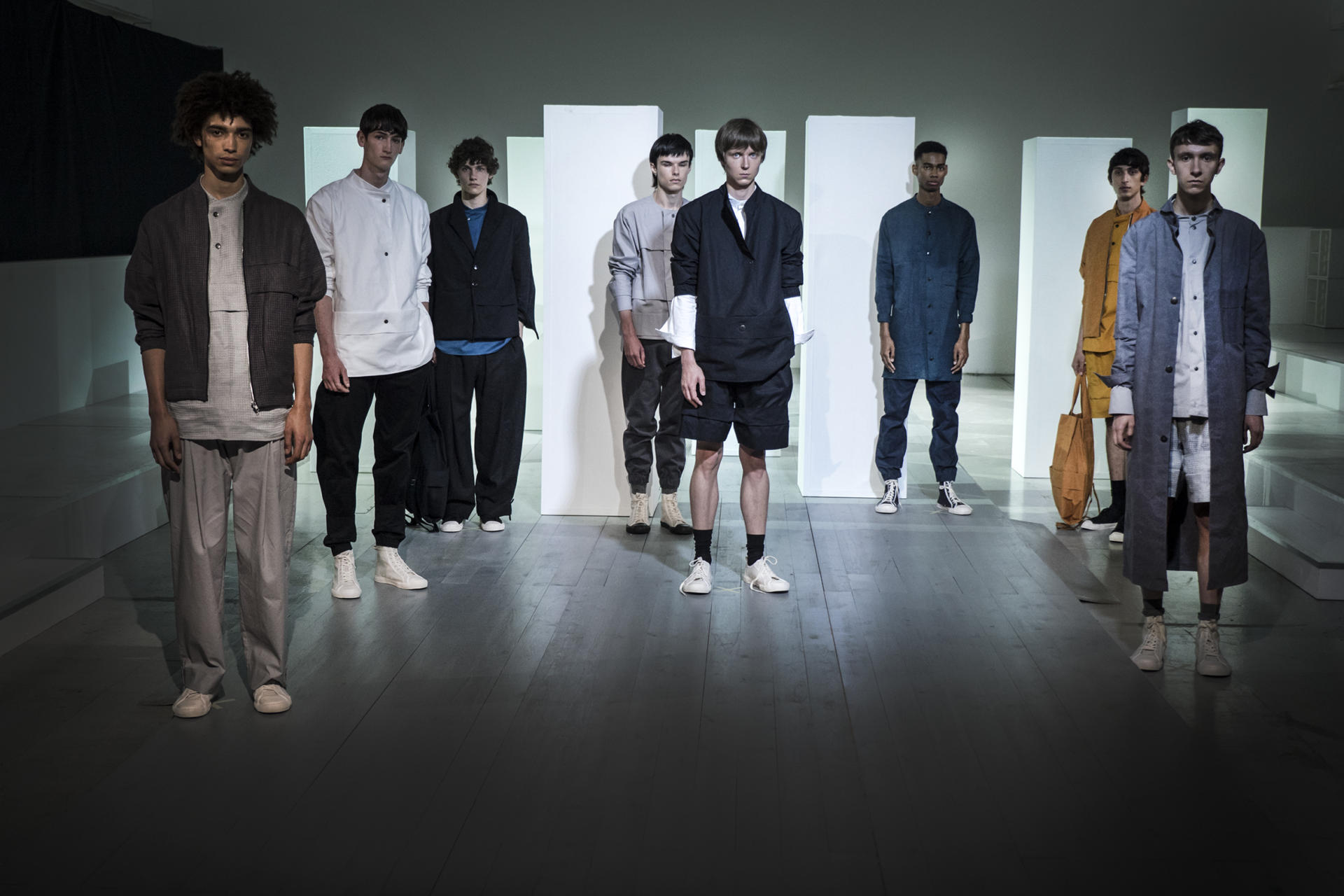 Runway Report Phoebe English SS19 Presentation