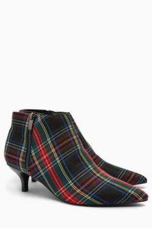 NEXT Tarten Kitten Heel Ankle Boots