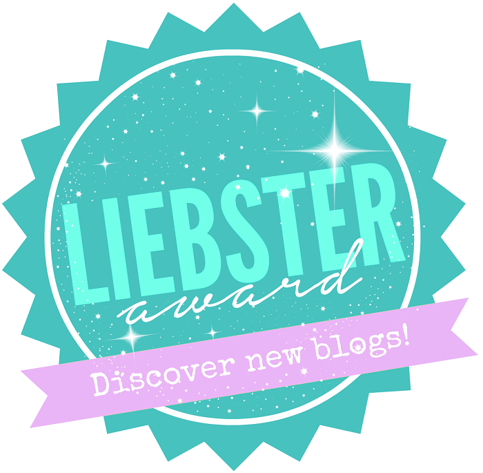 Liebster Award Floralesque