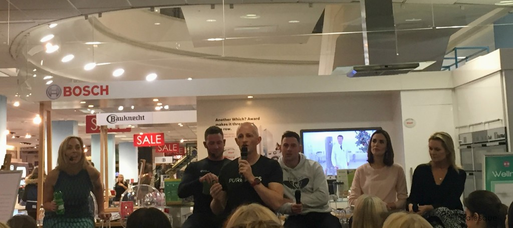 The Health & Wellness Panel at Wellness Week Arnotts Floralesque