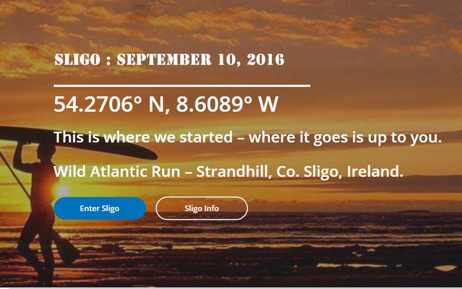 Wild Atlantic Run Series 2016 Floralesque Sligo