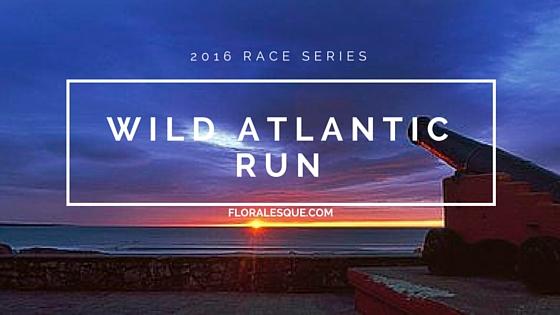 Wild Atlantic Run Series 2016 Floralesque Strandhill race