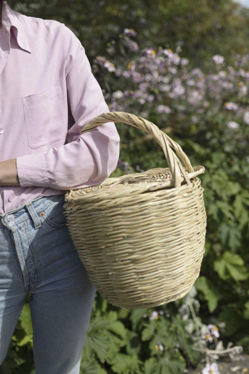 The Updated Basket Bag