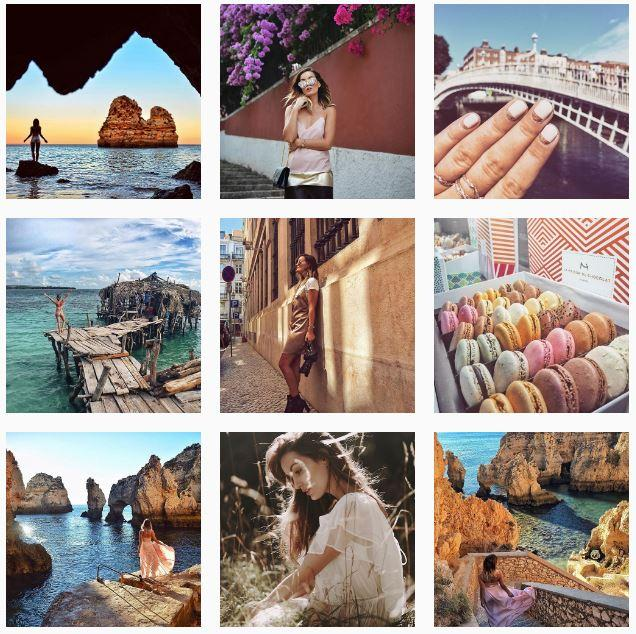My top 5 Instagram Accounts Floralesque
