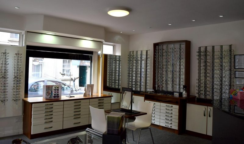 When was the last time that you got your eyes tested? Floralesque