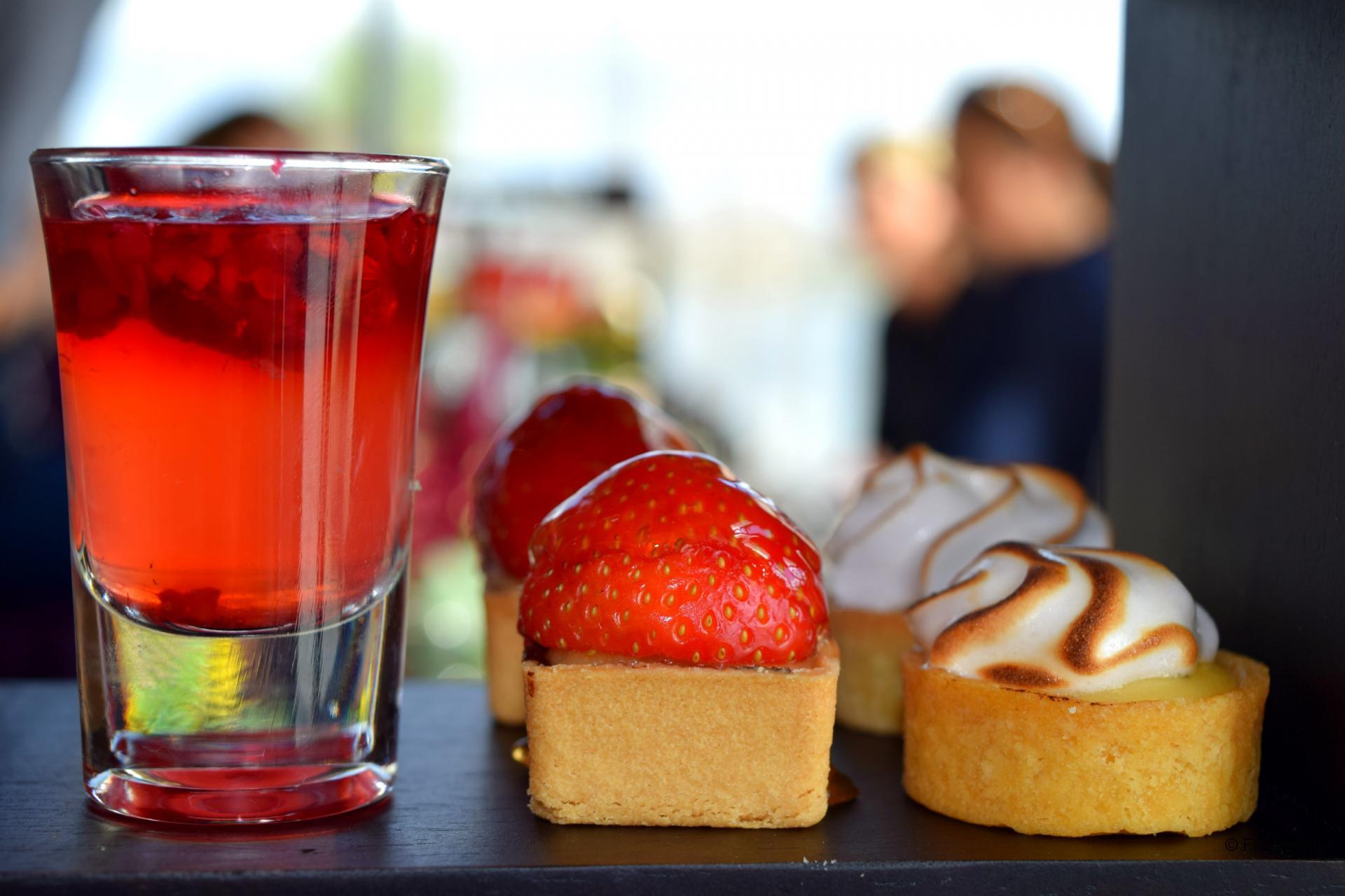 Afternoon Tea Sneak Peak with Radisson Blu, Galway