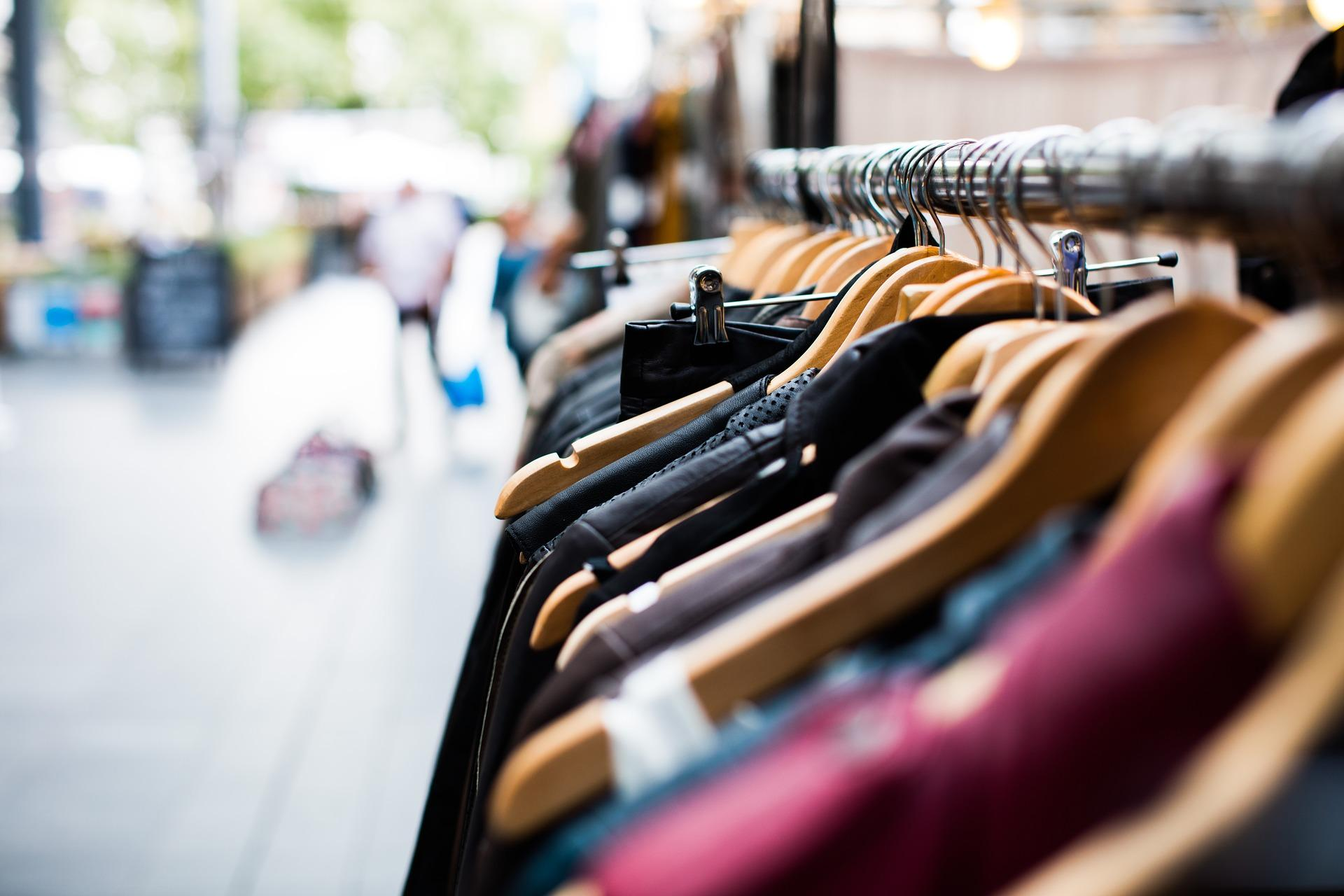Are charity shops an answer to help sustainable fashion?