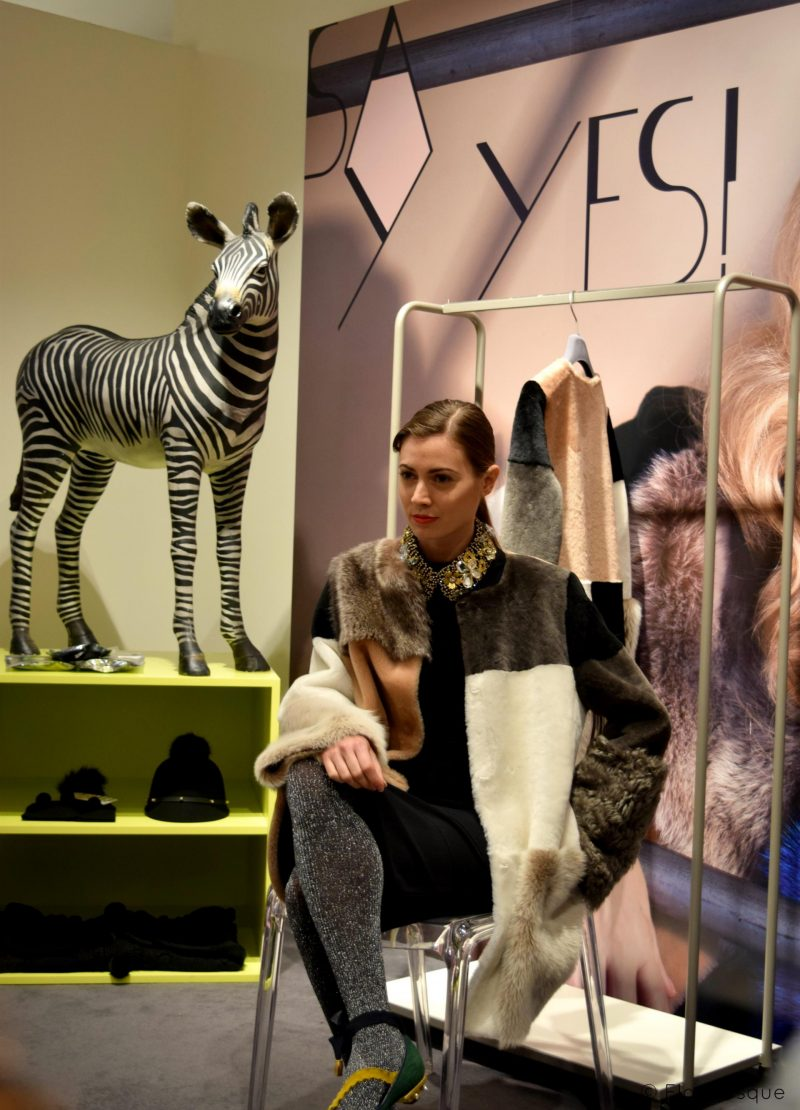 Q & A with Irish Designer Joanne Hynes