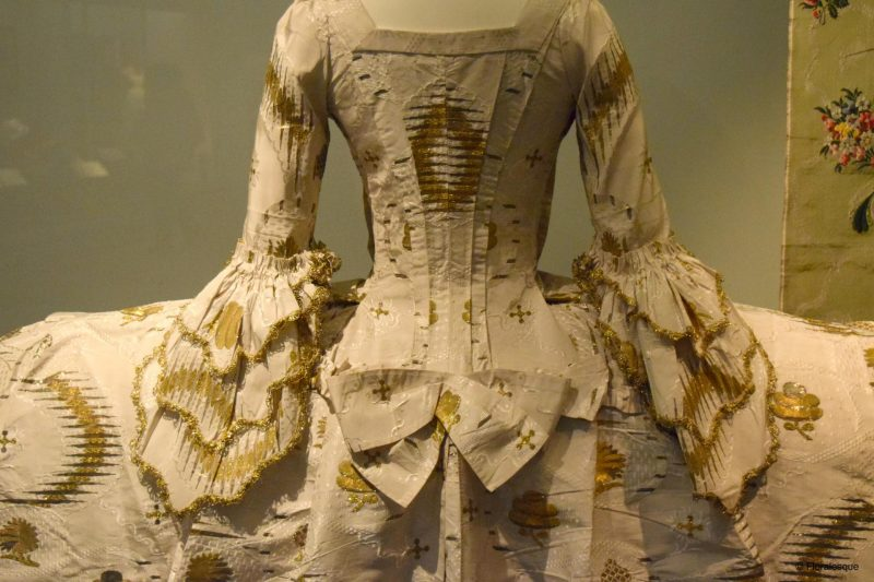 V&A Fashion & Textile Collection, London Floralesque
