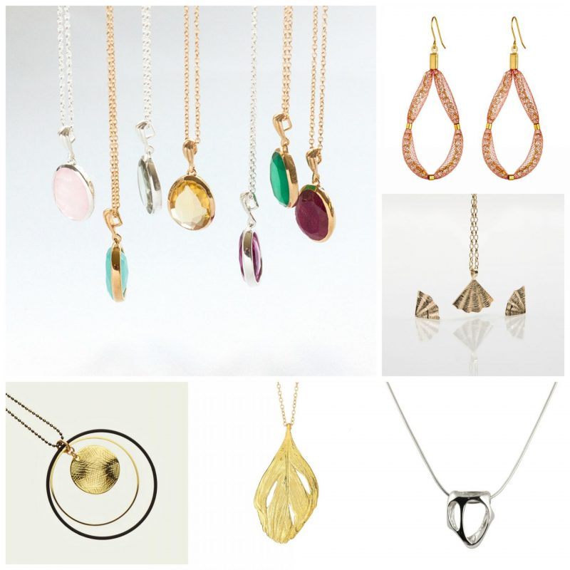 Irish Design Gift Guide - Jewellery Part 1.